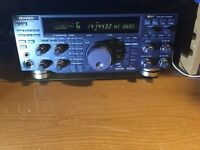 Kenwood TS 870S HF Transceiver