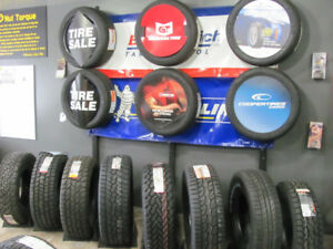 4 P215/60R16 $266.80 FOR 4 NEW ALL SEASON TIRES TAX IN