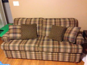 MINT Couch and Chair BRAND NEW