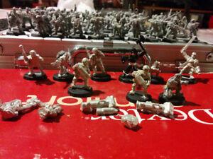 Warhammer 40k Cadian and Tyranids