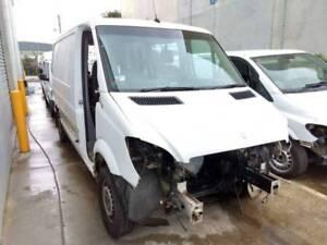 Wrecking Mercedes Sprinter 315CDI 906 2007 - 2010 Parts Eurostar Hallam Casey Area Preview