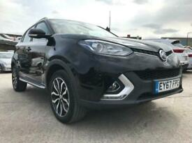 image for 2017 67 MG GS 1.5 EXCLUSIVE DCT 5D 164 BHP+BLACK+MEDIA+BLUETOOTH+LEATHER+USB+AUX