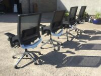 Executive mesh back task chair ( coinma tek task chair cost € 835.00 new )