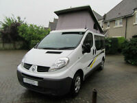 Renault TRAFIC SL27 EXTRA DCI - 2 Berth with Reimo Elevated Roof