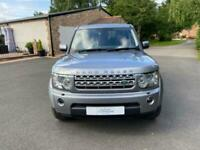 2012 Land Rover Discovery Commercial Sd V6 [255] Auto 5 door Panel Van