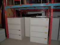 4 HIGH LATERAL FILES, USED GREAT CONDITION FROM $179.99