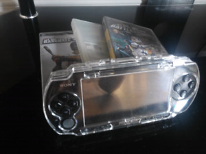 Sony PSP | Playstation Portable Console + games & Accs.
