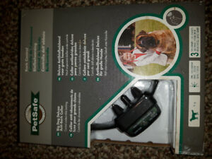 PetSafe shock collar