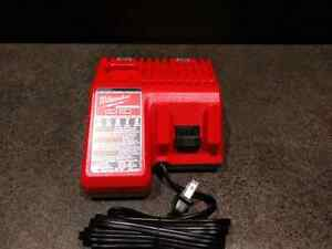 Brand new Milwaukee M18 and M12 charger.