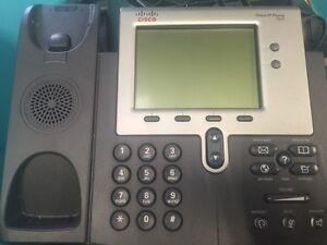 Cisco VOIP phone system
