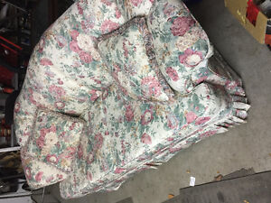 "Couch 68"" long"