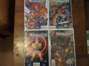 Thundercats #0-3 Kitchener / Waterloo Kitchener Area image 1