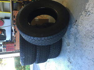 4 Bridgestone All Terrain Truck Tires Kingston Kingston Area image 1