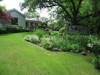 Lawn Mow/Trim, Aeration, Gardening - Two Hands' Yard Services