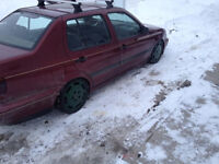 1994 Volkswagen Jetta VR6 TURBO FORGER 400whp
