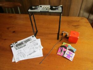 Mattel DJ STAND Equipment Accessories Barbie Furniture