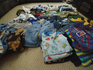 12 Month Boy Clothing