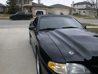 1995 Ford Mustang GT Convertible 5.0 HO Automatic A/C GPS