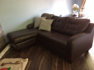 1 year old 2 piece sectional