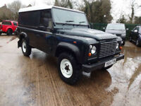 Land Rover 110 Defender 2.2I D 122PS 2015MY £14995 + VAT