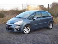 Citroen C4 Picasso 1.6HDi ( 110bhp ) VTR+ - 2009 - ONLY 66,000miles