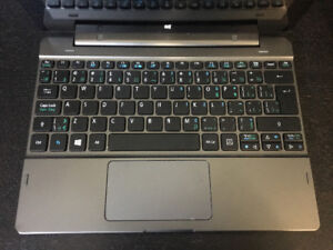 """Acer Aspire Switch One SW1-011-18US 10. 1"""" 2-in-1 Laptop"""