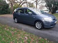 2007 Mazda5 1.8 TS2 7 Seats 1 Former Keeper New Mot £2395
