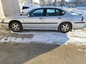 2002 impala 159,000km run and drive like New $3500 MUST SELL