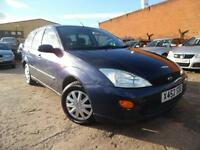 FORD FOCUS LX 1.8 DIESEL 12 MONTHS MOT ESTATE