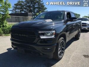 2019 Ram 1500 Sport  - Leather Seats - Sunroof - $366.20 B/W