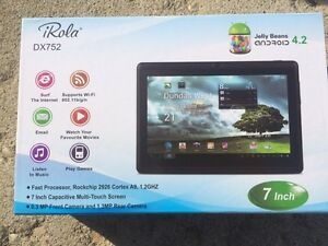 Brand New IRola 7 inch Tablet!
