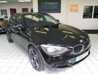 2011 61 BMW 1 SERIES 2.0 116D ES 5D 114 BHP DIESEL