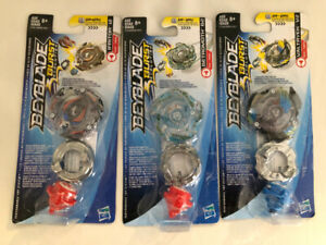 Beyblade burst evolution single top pack brand new