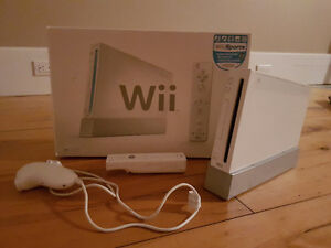 Wii SPORTS CONSOLE