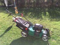 Qualcast 500 series petrol lawn mower