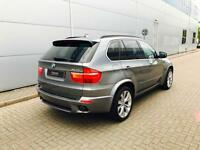 2009 09 reg BMW X5 3.0d M Sport + Mettalic Grey + 7 Seater + Big Spec