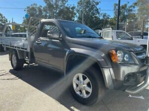 2008 Holden Colorado RC LX 4x2 Grey 5 Speed Manual Cab Chassis
