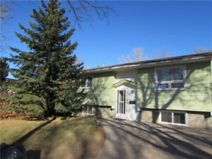 4bed/2bath home backing green space! Excellent location!