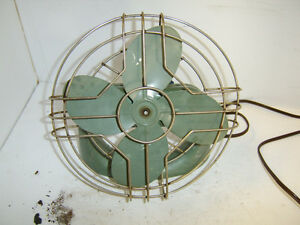 Antique vintage desk fan Peterborough Peterborough Area image 1