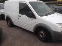 2007 07reg Ford Transit Connect 1.8Tdci white March Mot ✔️✔️✔️✔️✔