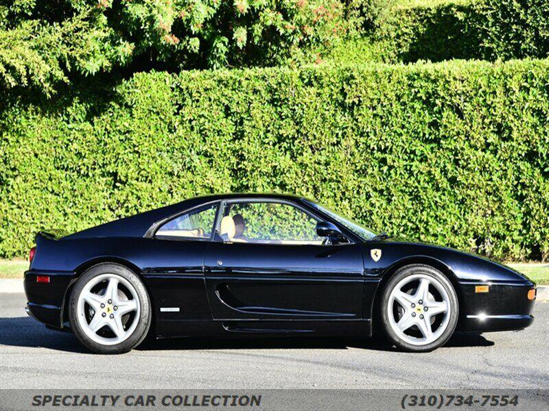 Image 6 Voiture Européenne d'occasion Ferrari 355 1998