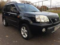 Nissan X-Trail 2.2Di Sport X 68,000 MILES COMPLETE WITH M.O.T HPI CLEAR