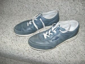 ladies blue Propet walkers  size 9 nearly new
