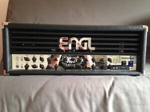 ENGL InVader 100Watt Amp Head and ENGL Z9 Midi Pedal