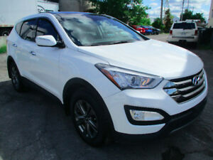 2015 Hyundai Santa Fe 2.4L Luxury, Leather, Panoramic