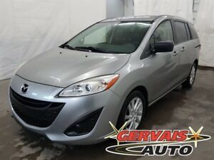 Mazda MAZDA5 GS 6 Passagers A/ MAGS 2012