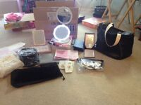 Large lot of Mary Kay consultant supplies