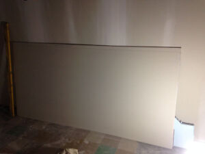 Drywall and m2 board