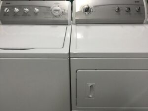 Kenmore 700 series washer and dryer