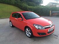 DON'T MISS OUT!!WEEKEND SPECIAL!!VAUXHALL ASTRA SRI CDTI 1.9 DIESEL (2005 YEAR)!!